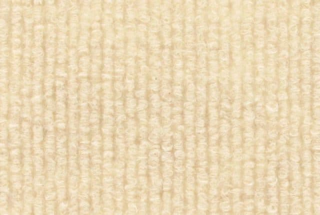 Ecru carpet
